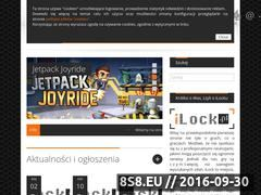 Miniaturka domeny ilock.pl