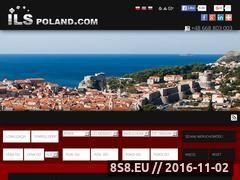 Miniaturka domeny www.ilspoland.pl