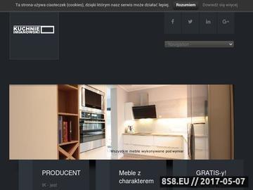 Zrzut strony Meble kuchenne, szafy przesuwne i garderoby