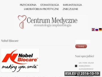 Zrzut strony Protetyk Lublin