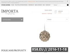 Miniaturka domeny www.importa.pl