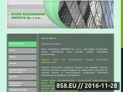 Miniaturka domeny www.imposta.pl