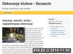 Miniaturka domeny www.impressdecor.szczecin.pl