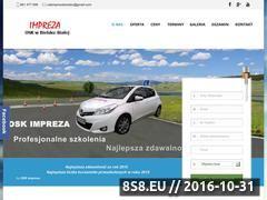 Miniaturka domeny www.impreza-bielsko.pl