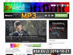 Miniaturka domeny imprezadiscopolo.pl