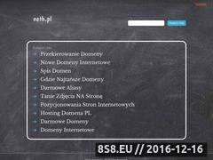 Miniaturka domeny imprezy.neth.pl