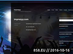 Miniaturka domeny imprezyy.com