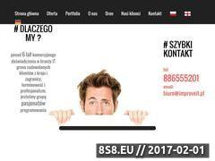 Miniaturka domeny improveit.pl