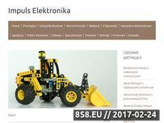 Miniaturka domeny impuls-elektronika.pl