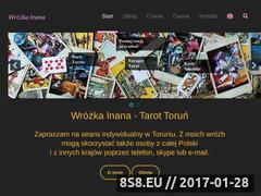 Miniaturka domeny www.inanatarot.eu
