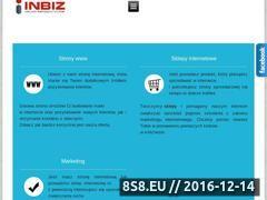 Miniaturka domeny inbiz.pl