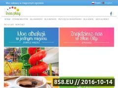 Miniaturka domeny www.incaplay.pl