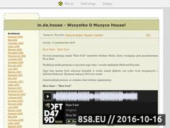 Miniaturka domeny indahouse.blox.pl