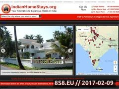 Thumbnail of Budget Bed & Breakfast in Agra Website