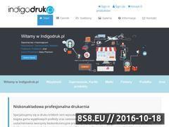 Miniaturka domeny indigodruk.pl
