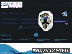 Miniaturka domeny www.indigostudio.pl
