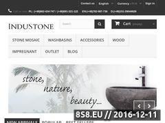 Miniaturka domeny www.industone.pl