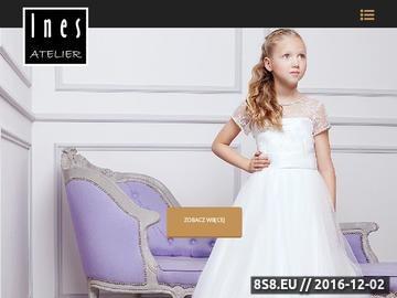 Zrzut strony Sukienki Łódź