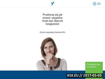 Zrzut strony Faktura VAT