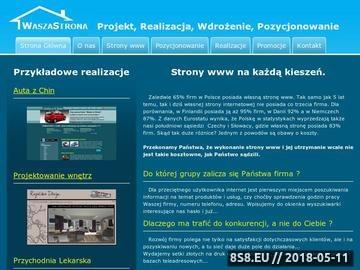 Zrzut strony Tworzenie stron internetowych