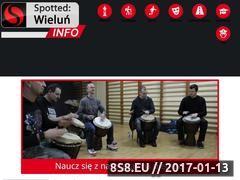 Miniaturka domeny info.wielun.pl