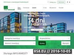 Miniaturka domeny www.infoinwest.pl