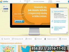 Miniaturka domeny infolia.pl