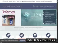 Miniaturka domeny www.infomax.wroclaw.pl