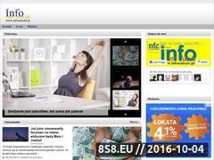 Miniaturka domeny www.infonaluzie.pl