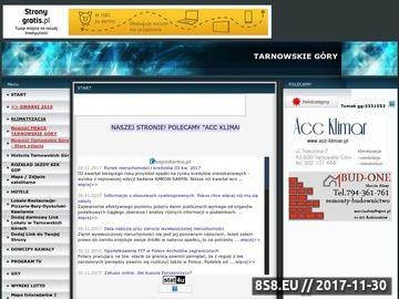 Zrzut strony TARNOWSKIE GÓRY - Strona startowa