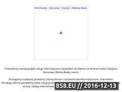 Miniaturka domeny www.informatyk.org.pl