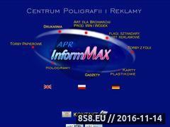 Miniaturka domeny informmax.com.pl