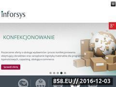 Miniaturka domeny inforsys.pl