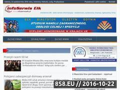 Miniaturka domeny infoserwiselk.pl