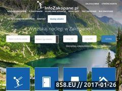 Miniaturka domeny www.infozakopane.pl