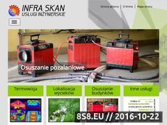 Miniaturka domeny www.infraskan.pl