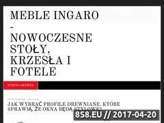 Miniaturka domeny ingaro.pl