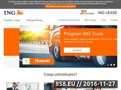 Miniaturka domeny www.inglease.pl