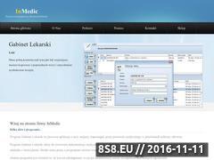Miniaturka domeny inmedic.pl