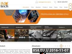 Miniaturka domeny inotech.com.pl
