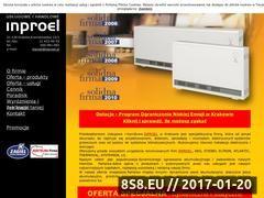 Miniaturka domeny www.inproel.pl