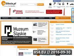 Miniaturka domeny www.insilesia.pl