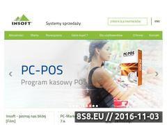 Miniaturka domeny www.insoft.com.pl