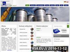 Miniaturka domeny www.inss-pol.pl
