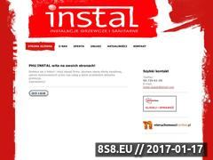Miniaturka PHU Instal - klimatyzacja (www.instal-slupsk.pl)