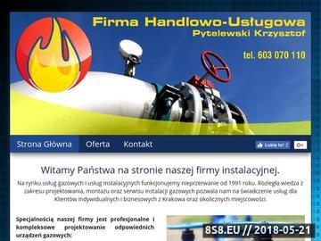 Zrzut strony FHU instalacje sanitarne