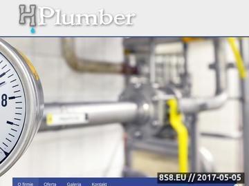 Zrzut strony Centralne ogrzewanie Plumber
