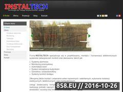 Miniaturka domeny www.instaltech.info.pl