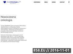 Miniaturka domeny www.instytuthipertermii.pl