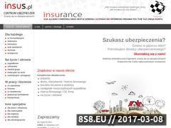 Miniaturka domeny insus.pl